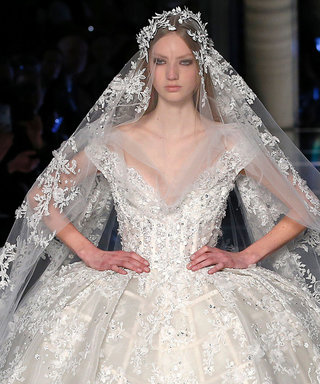 Wedding Dress Inspo From Couture Fashion Week