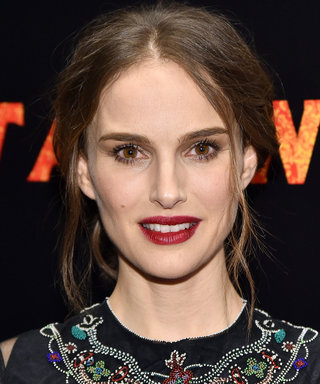 Here's Your First Look at Natalie Portman as Jackie Kennedy in That Iconic Pink Suit