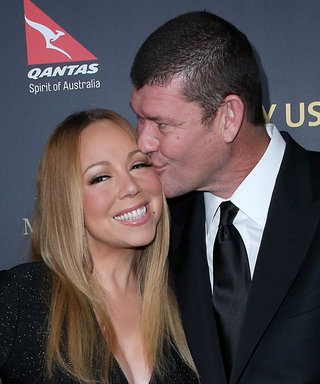 Mariah Carey Shows Off Her Massive Ring During Date Night with Fiancé James Packer
