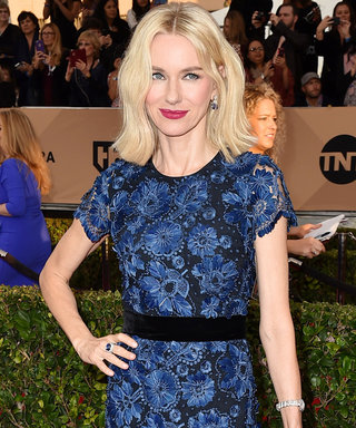 Why Blue Is the Hottest Color on the Red Carpet Right Now