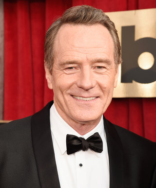Find Out What Brought Bryan Cranston to Tears on the SAG Awards Red Carpet