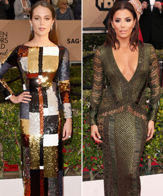 Our 10 Best Dressed at the SAG Awards: Do You Agree?
