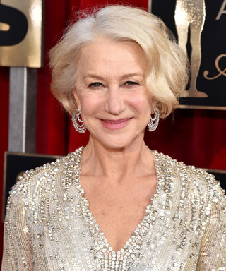 Get the Look: Helen Mirren's Radiant Complexion from the 2016 SAG Awards