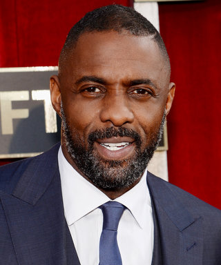 This Is What Idris Elba Thinks of Everyone Calling Him Sexy