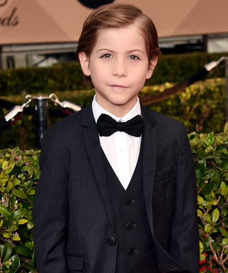 Watch Jacob Tremblay Bust a Move on the SAG Awards Red Carpet