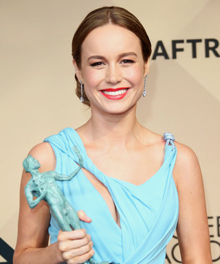 Here's Why SAG Award Winner Brie Larson Always Naps at Lunchtime