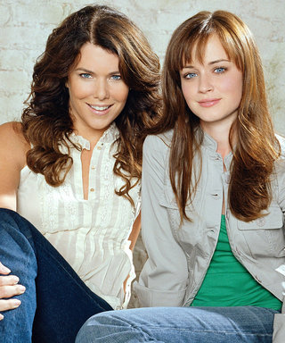 This New Photo from the Upcoming Gilmore Girls Revival Will Make You Cry