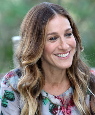 """Sarah Jessica Parker on Her New Film, All Roads Lead to Rome, and Love of Travel: """"I Have Great Wanderlust"""""""