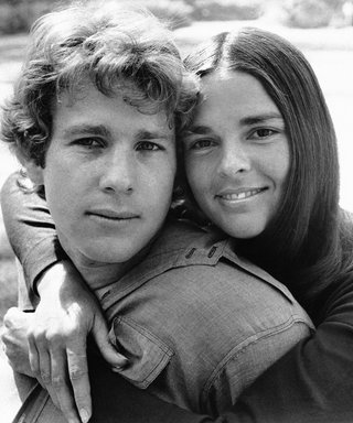 Ali MacGraw and Ryan O'Neal Reunite at Harvard for a Very Special Love Story Reunion