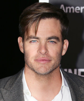 Watch Chris Pine in the New Armani Fragrance Campaign