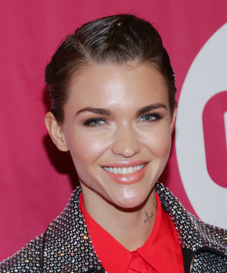 You Won't Believe These Super Fit Workout Pics Ruby Rose Just Posted