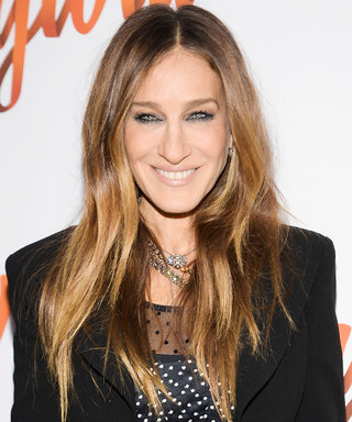 """Sarah Jessica Parker Shares the Key to Achieving Your Dreams: """"Stake a Claim and Don't Give Up"""""""