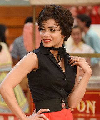 Grease: Live Star Vanessa Hudgens Thanks Fans with Emotional Message After Her Father's Death