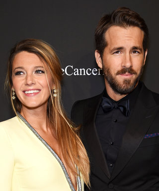 Blake Lively Posts a Hilarious (and Racy) Instagram With Husband Ryan Reynolds