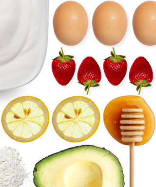 5 Easy DIY Hair Masks to Whip Up in Your Kitchen