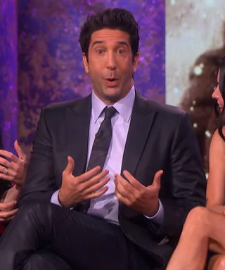Watch This Friends Mini-Reunion on NBC's James Burrows Special Promo