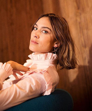 Alexa Chung's Marks & Spencer Collaboration Pays Homage to British Style