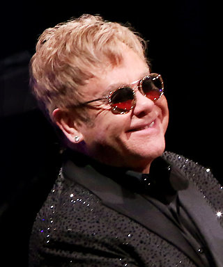 Elton John Treated Fans to an Impromptu Concert in a London Train Station