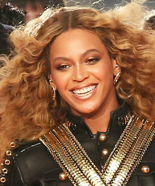 How to DIY Beyoncé's Black and Gold-Studded Super Bowl Nails