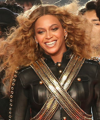 Here Are the Exact Products Beyoncé Used to Create That Gorgeous Metallic Lip at the Super Bowl
