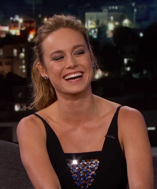 "Brie Larson Babysat Her Room Co-Star Jacob Tremblay at the SAG Awards: ""He's the Most Fun Person Ever"""