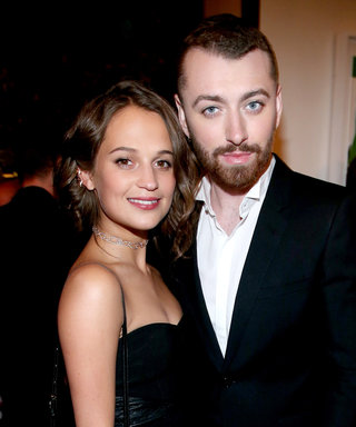 Oscar Nominee Alicia Vikander and More Actors Let Loose with Sam Smith at a Pre-Awards Show Celebration