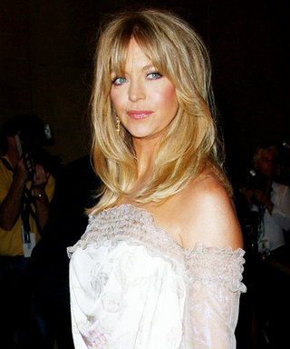 We're Inspired by Goldie Hawn's Love for the Off-the-Shoulder Silhouette