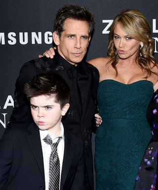Ben Stiller's Adorable Son Steals the Show with His Blue Steel Impression at the Zoolander 2 N.Y.C. Premiere