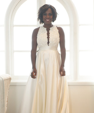 Exclusive: All About Viola Davis's Wedding Vow Renewal Look