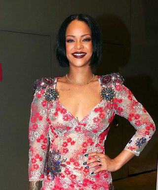 Rihanna Lights Up the 2016 MusiCares Person of the Year Gala
