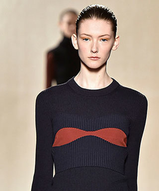 Frigid Temperatures Putthe Focus Back on the Clothes at #NYFW