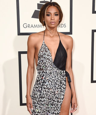 Ciara Reveals How She Avoids Wardrobe Malfunctions