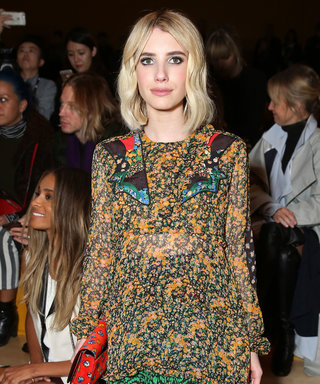 This Is How Emma Roberts Gets Into Character as Chanel Oberlin in Scream Queens