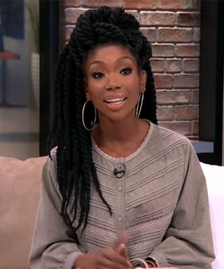 "Brandy's Advice: ""You Can't Worry About What Other People Are Thinking"""