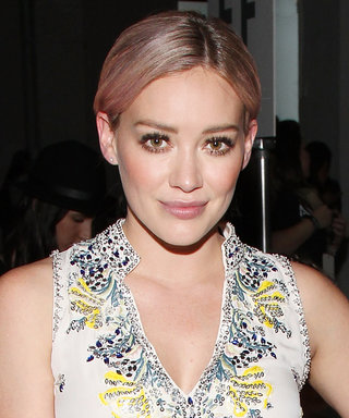 Hilary Duff's Son Luca Is Obsessed with His Aunt Haylie Duff's Kale Salad