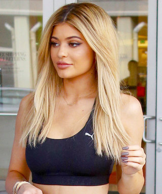 Get the First Look at Kylie Jenner's New Puma Campaign