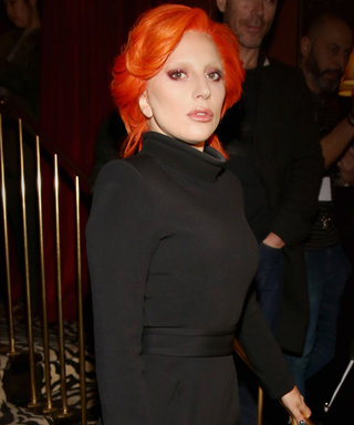 Lady Gaga and Brandon Maxwell Traveled to His NYFW Show Less Than 24 Hours After the Grammys