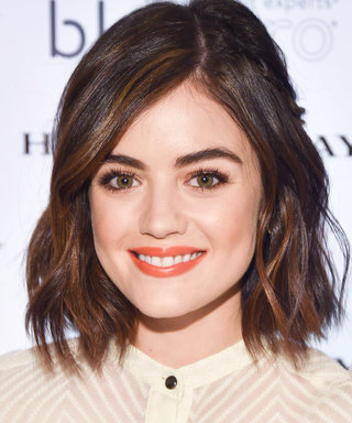 We Never Expected This Gorgeous Hair Change from Lucy Hale
