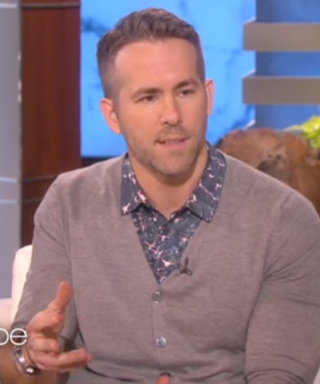 WATCH: Ryan Reynolds Says 14-Month-Old Daughter James Can Already Talk