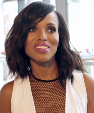 Kerry Washington's Haircut Was Influenced by Olivia Pope—but Not in the Way You Think!