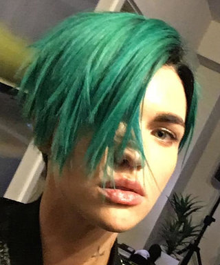 Ruby Rose Now Has Green Hair