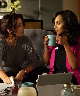 Scandal Fashion Recap: The Reason Olivia Is Wearing Mellie's Colors