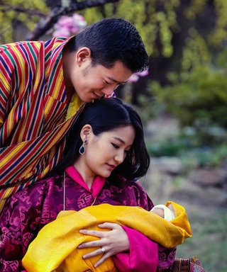 There's a New Royal Baby! See the Precious Photos of the Prince of Bhutan