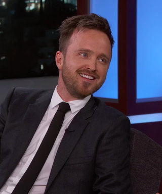 Watch Aaron Paul Talk About Meeting His Wife at Coachella and Their First Kiss