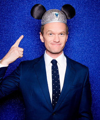 Neil Patrick Harris Is Sporting Mickey Mouse Ears for a Heartwarming Reason