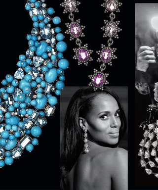 An Exclusive Look at the Glitziest Jewels from the 2015 Oscars