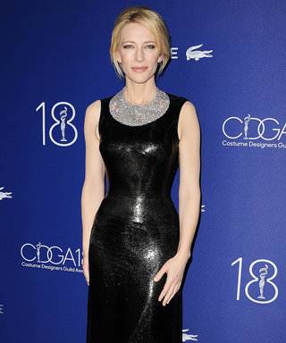 Cate Blanchett Takes a Fashion Risk Just Days Ahead of the Oscars