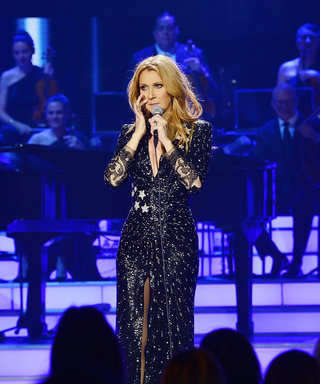 Celine Dion Performs for the First Time Since Husband René Angélil's Death