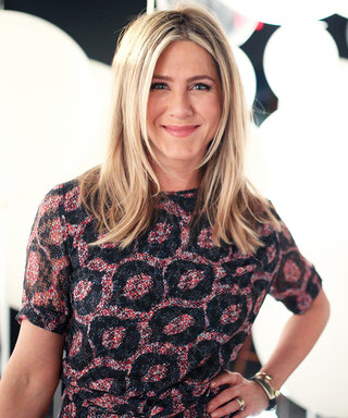 Jennifer Aniston Is Honored for Her Philanthropic Work with St. Jude Children's Research Hospital