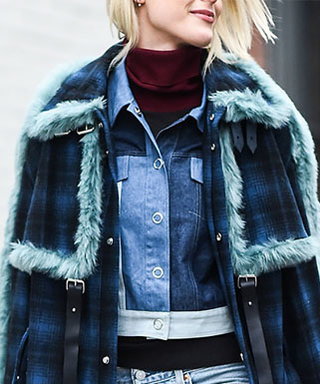 12 Cool, New Ways to Wear Denim, Straight from the Street Style Stars